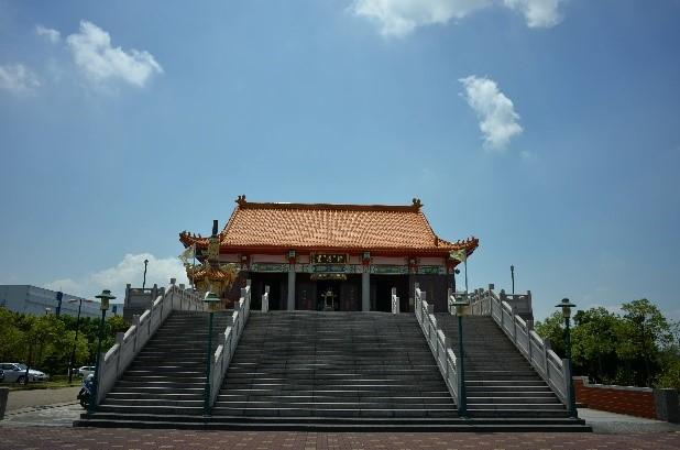 新港社地方文化館